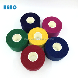 Good Price Abrasion Proof Cold-resistant Polyester Cotton White Black Transparent Custom Oem Logo Printed Custom Ice Hockey Tape