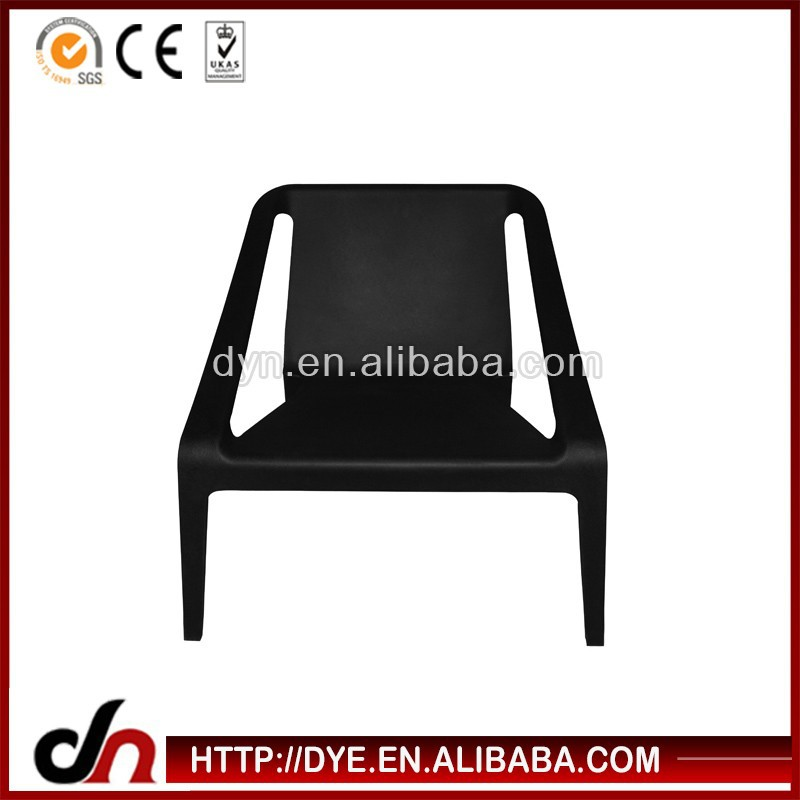 PP plastic black waiting room chairs,plastic living room chair,leisure chair wholesale