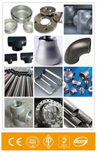 Carbon Steel Pipe Fitting / Elbow / Reducer / Tee / Bend