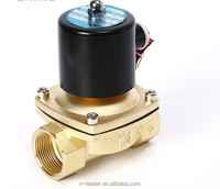 2W-25 electric water valve solenoid style,Brass solenoid valve