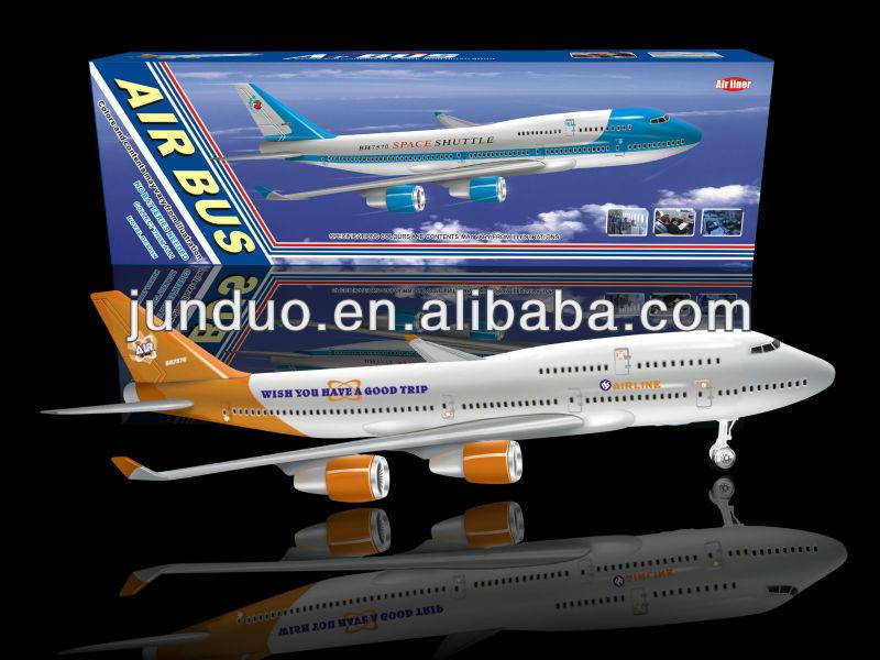 747-400 Inertial Mold Plane