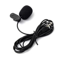 Aputure A.Lav Lavalier Tie Clip Omni-directional Microphone 3.5mm with Collar Clip
