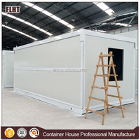 Well Insulated multi use foldable container house