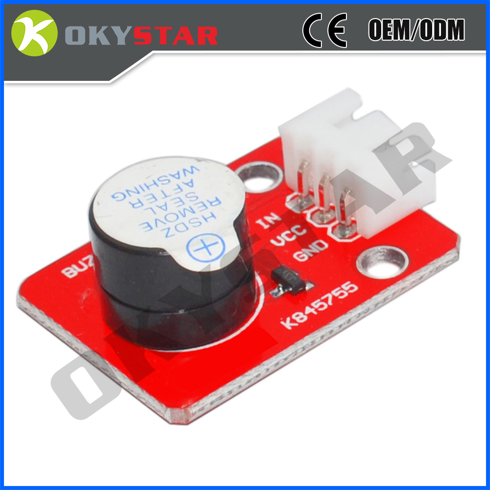 3.3-5V Active Buzzer Module With Wire for AVR PIC