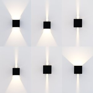 The Newest Indoor Cube outdoor wall lights led & outdoor led lights & outdoor lighting fixture