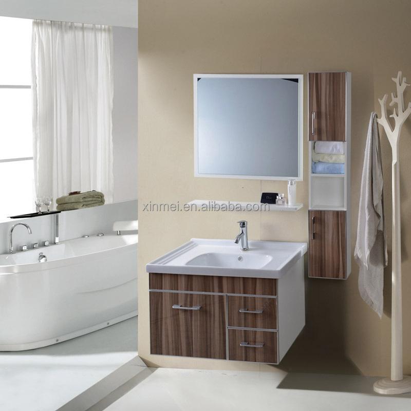 2014 ms nuevo mordern venta caliente barato bao gabinete en - Muebles De Baos Baratos