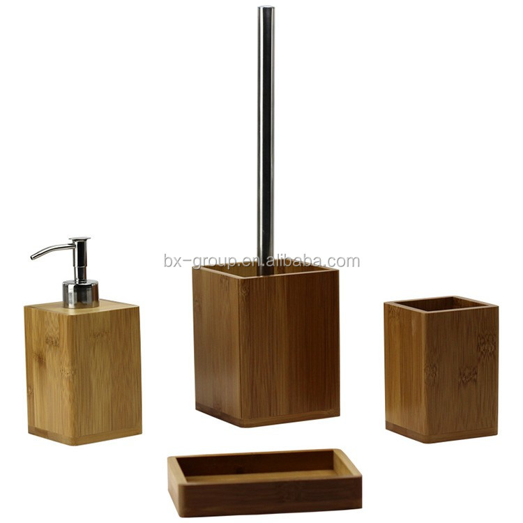 Bx Group Original Color New Wood Bathroom Accessories Set For Hotel   Buy  Wood Bathroom Accessories,Wood Bathroom Accessories Set,New Wood Bathroom  ...