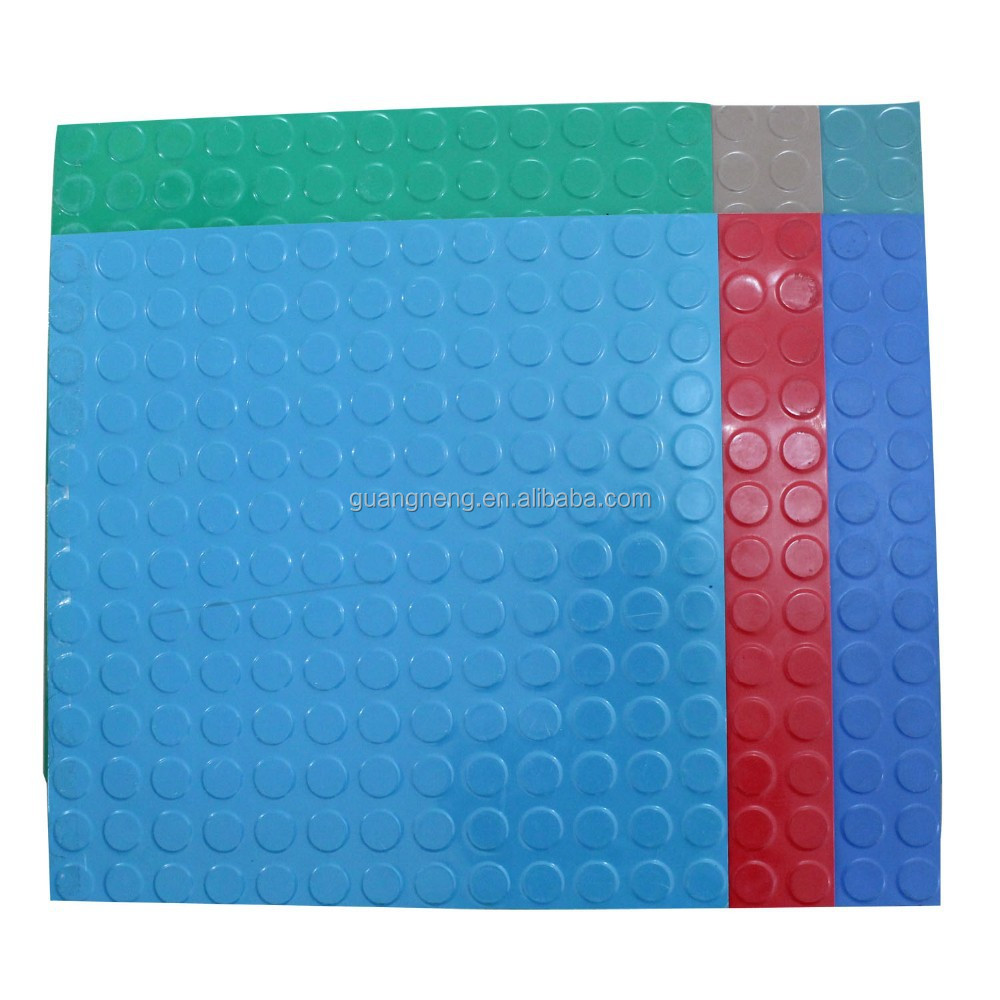 Colorful Coin Rubber Mat Roll For Flooring,Rubber Coin Stud Floor ...