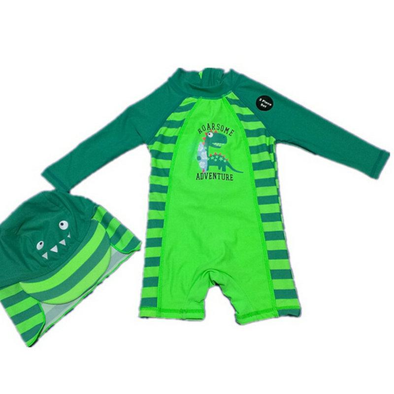 d428852fd1 So Cool Baby Boys One Piece Swimsuit Professional Sun Swimwear Infant  Bathing Suit