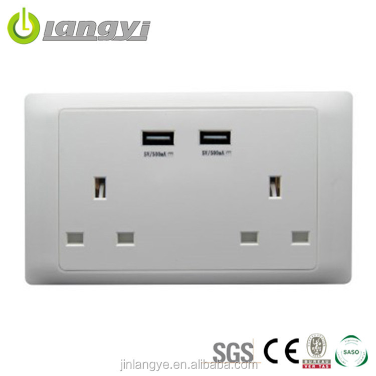 Electrical Equipment Supplies Residential Power Socket Usb