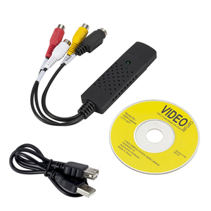 USB2.0 DV/TV/VHS Video AV USB DVD Acquisition cardWay USB Video Capture Card
