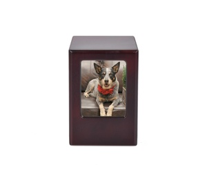 MKY B042 Pet Cheap Cremation Photo Frame Urns for cat and dog