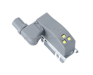 hinge led light/led decoration light for hinge/furniture cabinet battery led light for hinge from Yingda hardware
