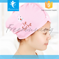 Best Quality Fast Dry Microfiber Hair Towel Wrap