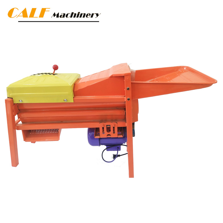 Home portable efficiency electric corn sheller/corn thresher machine