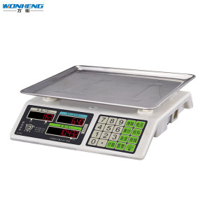 High Scale Digital Yz 982 30kg Weight Electronic Weighing Scales In Qatar
