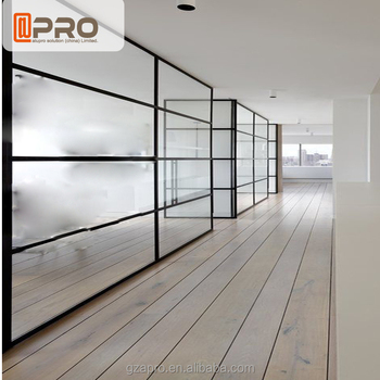 Attractive New Frosted Glass Office Partitions Price Aluminum Partitions Alibaba