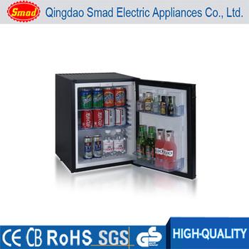 Bedroom Refrigerators Hotel Cabinet Refrigerator Absorption Mini Bar Fridge