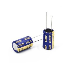 GTCAP graphene supercapacitor battery 3 8V 220F hybrid ultra capacitor for  high voltage