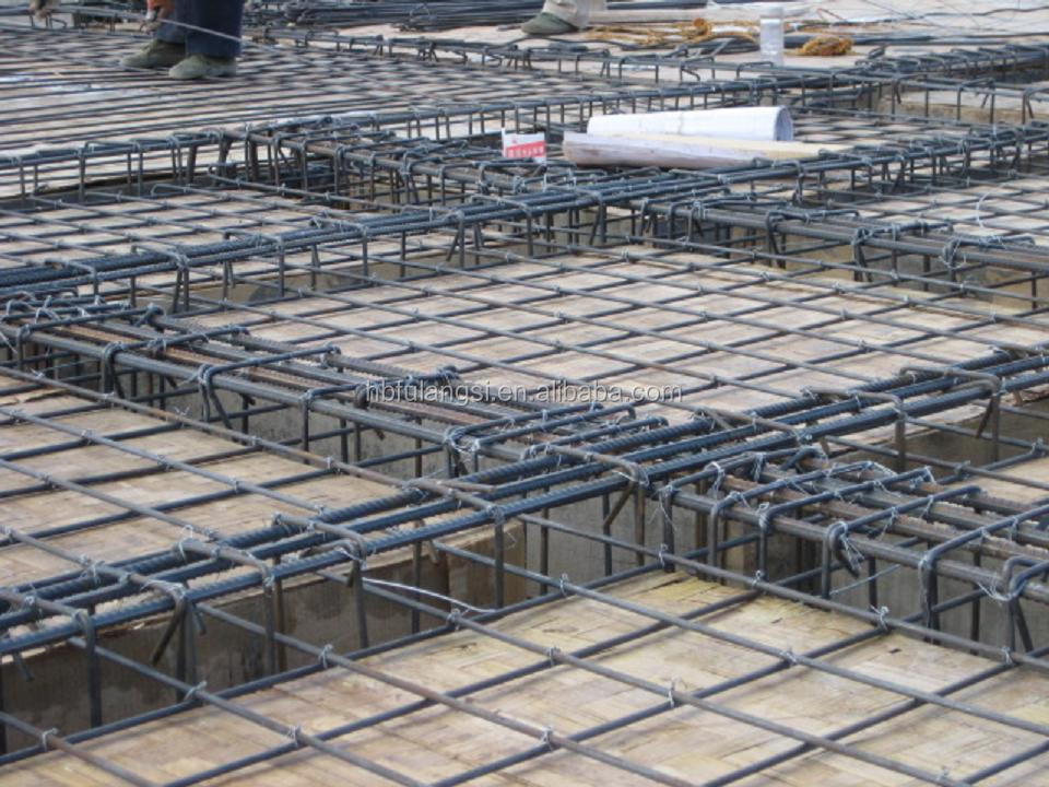 Superior Ribbed Steel Rebar Square Concrete Reinforcing