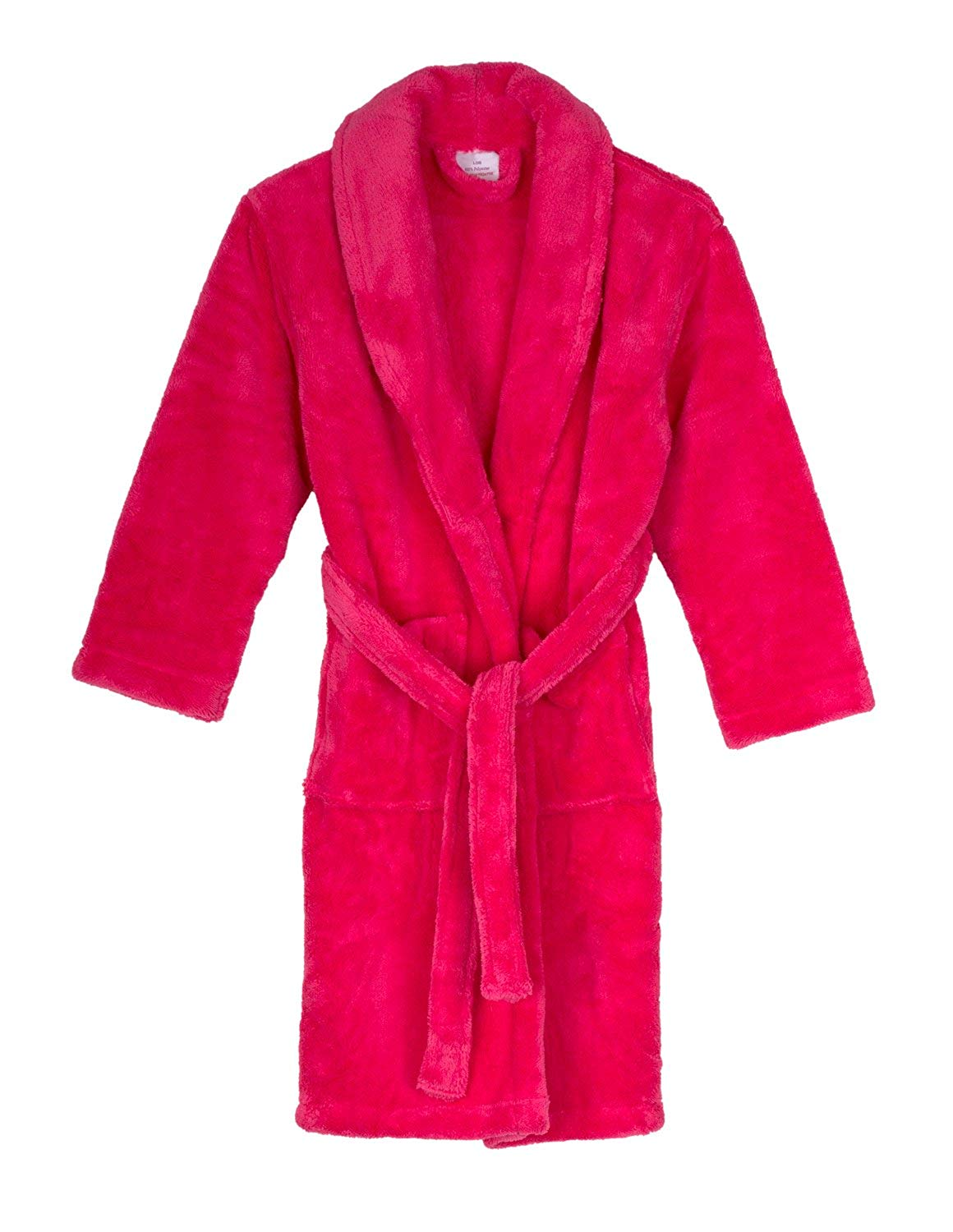 Get Quotations · TowelSelections Girls Robe 8df48c796