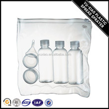 Trustworthy China supplier WK-T-6 cosmetic empty travel bottle set
