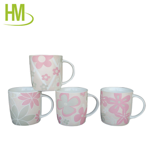 Ceramic Coffee Mugs Set