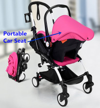 China baby stroller manufacturer wholesale 2016 dsland baby stroller with car seat, see baby stroller made in china