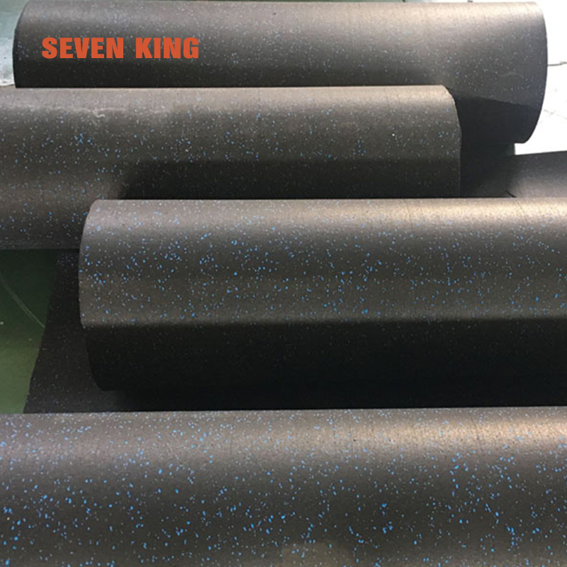 Quality 10mmx10m Recycled Gym Equipment Flooring Cover,Crossfit Fitness Equipment Gym Rubber Flooring,Crossfit Fitness Flooring