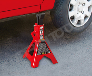 Double locking Jack Stands(capacity:3T)