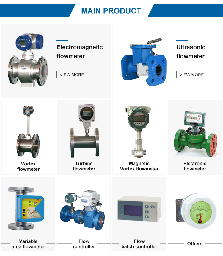 High Quality Vortex Flow Meter Natural Gas Meter price