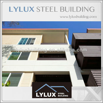 Prefab Steel Structure Apartment House Prefabricated ...