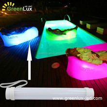2016 HOT USB Rechargeable portable mini led camping tube light 6000k-6500k for laybag,camp