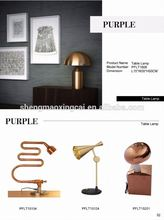 Customized Hotel decoration wall lamp drop lamp desk light