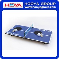 Mini Folding Ping-pong Table Portable Ping Pong Table