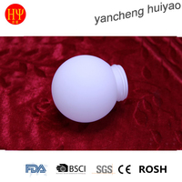 Ball screw glass lamp shade ceiling dome light covers
