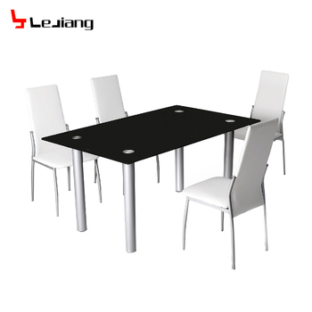 Free Sample Modern Glass Round Kitchen Table Set - Buy Cheap Restaurant  Tables Chairs,Cheap Dining Tables For Sale,Furniture Tables Product on ...