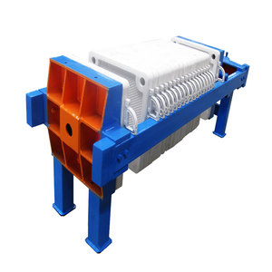 Good quality small filter press easy to operation