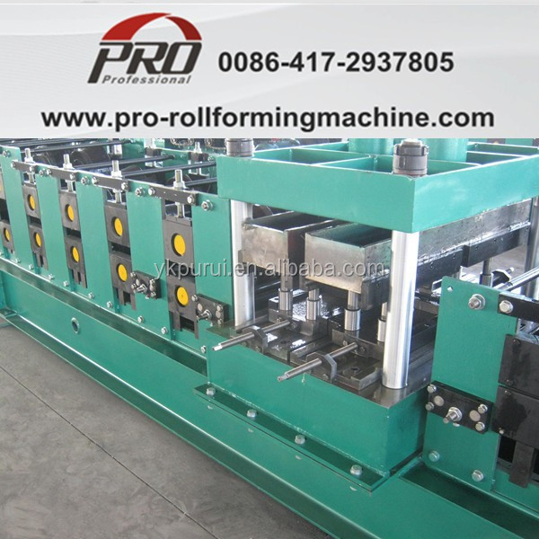 Yingkou Professional roll forming machine/C shape purling forming machine