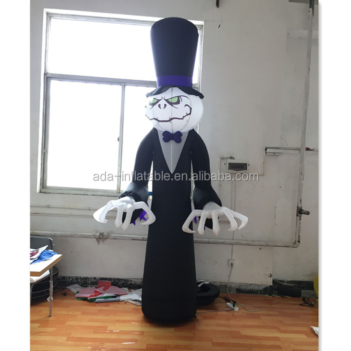 3m High Inflatable Zombie Ghost For Halloween Decoration A025