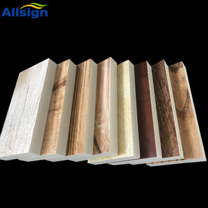 New building materials PVC foam board with the best price