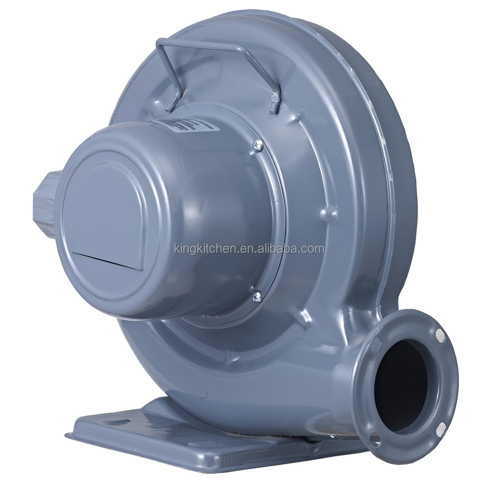 Air Blower Product : W centrifugal air blower for inflating bouncy castle