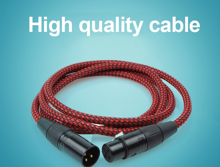High Quality 3 Pin Xlr Microphone Cable Xlr To Rj45 Cable Xlr Cable ...