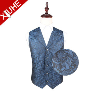 SHAOXIN manufacturer made novelty latest waistcoat designs for men