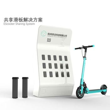 Fitrider T2  2G/3G/4G SharingElectricScooterwith App Function and GPS Tracking