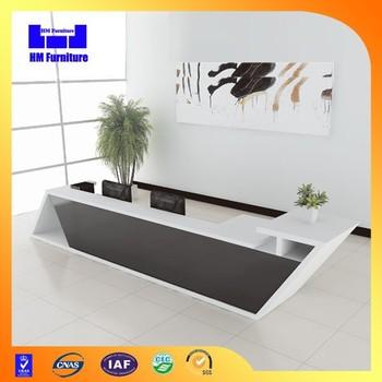 2015 modern hotel reception counter design - buy hotel reception