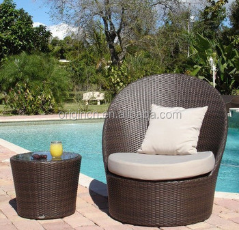 Awesome High Rounded Back Edge Design Patio Low Stool Chair With Wicker Bar Otoman Garden Table Set Buy Garden Table Set Bar Stool Chair Outdoor Set Product Evergreenethics Interior Chair Design Evergreenethicsorg