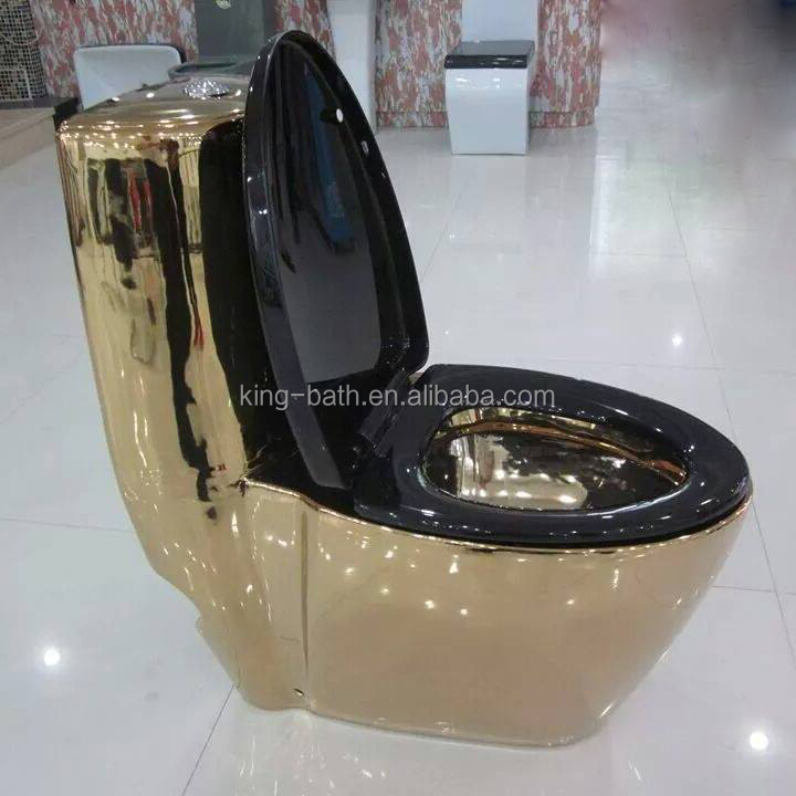 Gold Plated Toilet Gold Plated Toilet Suppliers And Manufacturers - Gold plated toilet seat