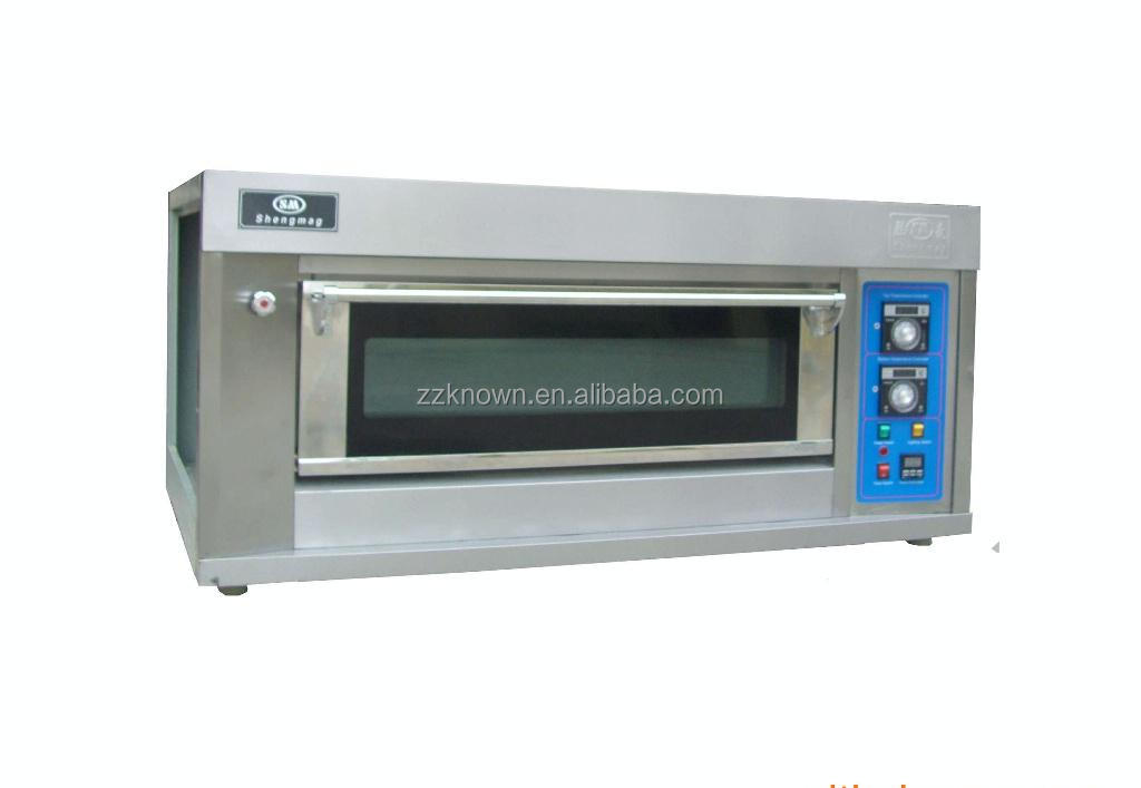hot sale small home use 1 trays electricgas pizza oven for sale