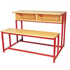 School sets double classroom desk with chair HY-0402B